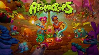 Постер Atomicrops